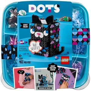 LEGO® DOTS: Geheimbox Katze (41924)