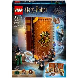 LEGO Harry Potter: Hogwarts Transfiguration Class Set (76382)