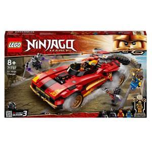 LEGO NINJAGO: Legacy X-1 Ninja Charger Building Set (71737)