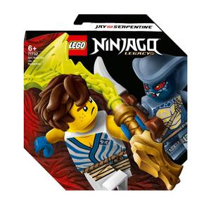 LEGO NINJAGO: Legacy Epic Battle Set Jay vs. Serpentine (71732)