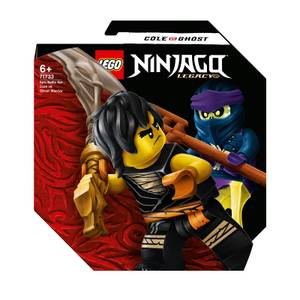 LEGO NINJAGO: Legacy Epic Battle Set Cole vs. Ghost (71733)