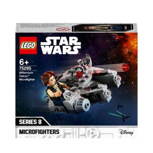 LEGO Star Wars: Millennium Falcon Microfighter Toy (75295)
