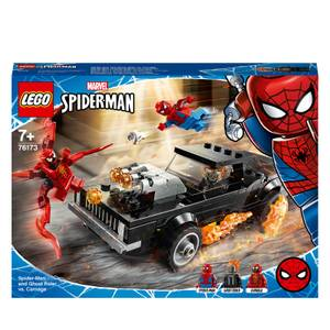 LEGO® Spider-Man: und Ghost Rider vs. Carnage (76173)