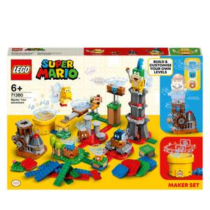 LEGO Super Mario Master Your Adventure Maker Set (71380)