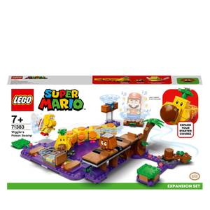 LEGO Super Mario: Wiggler's Poison Swamp Expansion Set (71383)