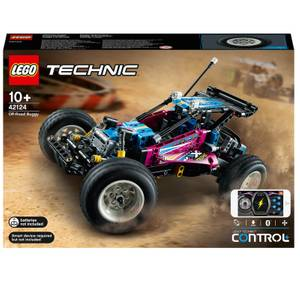 LEGO Technic: Off-Road Buggy App-Controlled RC Set (42124)