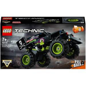 LEGO Technic: Monster Jam Grave Digger 2 in 1 Set (42118)