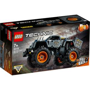 LEGO Technic: Monster Jam Max-D Truck 2 in 1 Set (42119)