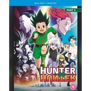 Hunter X Hunter Set 2 (Episodes 27-58)