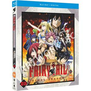 Fairy Tail Final Season - Part 25 (Episodes 304-316)