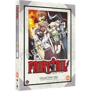 Fairy Tail Collection 10 (Episodes 213-239l)