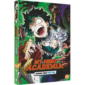 My Hero Academia: Season 4 Part 2