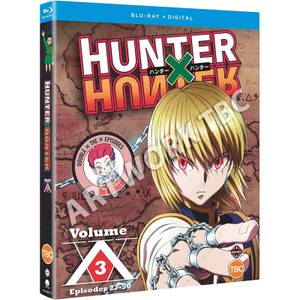 Hunter X Hunter Set 3 (Episodes 59-88)