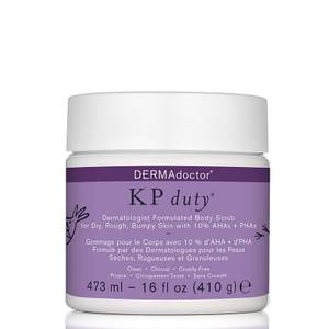 DERMAdoctor KP Duty Dermatologist Formulated Body Scrub (Various Sizes)