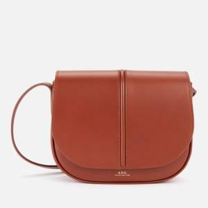 A.P.C. Women's Betty Shoulder Bag - Hazelnut