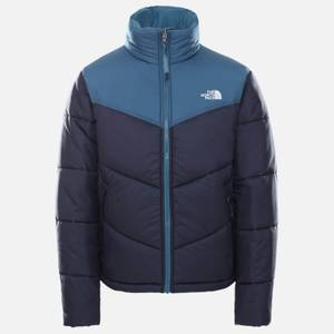 The North Face Men's Saikuru Jacket - Aviator Navy/Mallard Blue