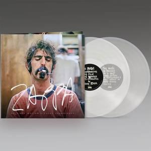 Frank Zappa - ZAPPA (Original Motion Picture Soundtrack) 2LP Clear