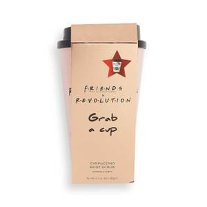 Makeup Revolution X Friends Espresso Body Scrub
