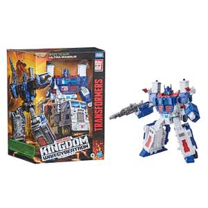 Hasbro Transformers Generations War for Cybertron: Kingdom Leader WFC-K20 Ultra Magnus Action Figure