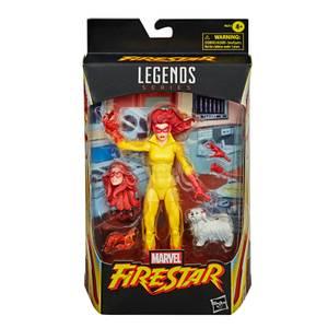 Hasbro Marvel Legends Series Marvel's Firestar Action Figure