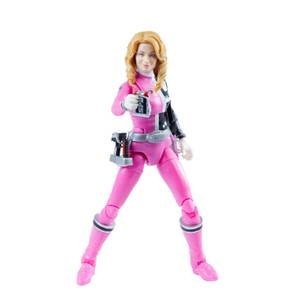 Hasbro Power Rangers Lightning Collection S.P.D. Pink Ranger Figure
