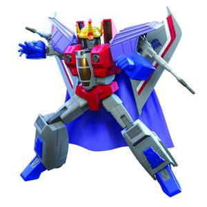 Hasbro Transformers R.E.D. [Robot Enhanced Design] The Transformers: The Movie Coronation Starscream