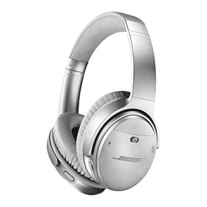 Bose QuietComfort 35 (Series II) Casque sans fil , Antibruit avec Assistant Vocal - Silver