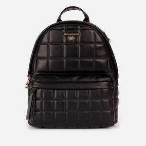 MICHAEL Michael Kors Women's Slater Medium Backpack - Black