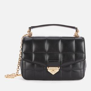 MICHAEL Michael Kors Women's Soho Small Chain Shoulder Bag - Black