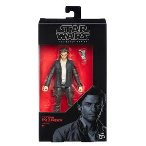 Hasbro Star Wars The Black Series Captain Poe Dameron Action Figure