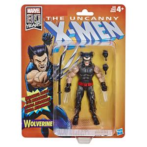 Hasbro Marvel Retro Collection Wolverine Action Figure