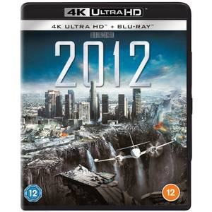 2012 - 4K Ultra HD (Includes Blu-ray)