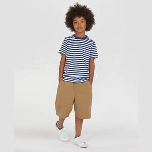 Barbour Boys' Louie T-Shirt - Inky Blue