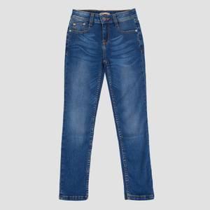 Barbour Girls' Essential Slim Jeans - Tri Worn