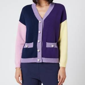 Olivia Rubin Women's Marina Cardigan - Colourblock