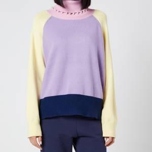 Olivia Rubin Women's Clemmie Jumper - Colourblock
