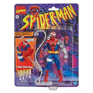 Figura de Acción Spider-Man – Hasbro Marbel Legends