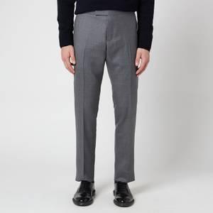 Thom Browne Men's Classic Twill Super 120 Trousers - Medium Grey