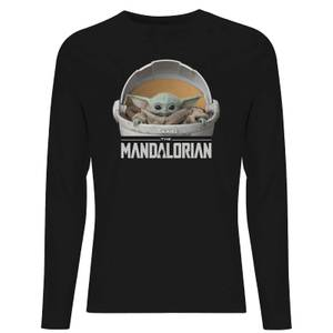 Star Wars The Mandalorian The Child Unisex Long Sleeve T-Shirt - Black