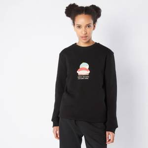 South Park Screw You Guys Sweatshirt - Black