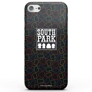 South Park Pattern Phone Case voor iPhone en Android