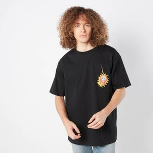 South Park Kenny Oversized Heavyweight Unisex T-Shirt - Black