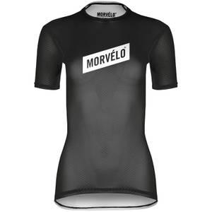 Morvelo Women's Stealth Short Sleeve Baselayer
