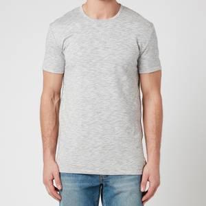 PS Paul Smith Men's Cotton Crew Neck T-Shirt - Grey