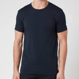 PS Paul Smith Men's Cotton Crew Neck T-Shirt - Inky