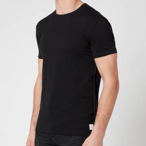 PS Paul Smith Men's Cotton Crew Neck T-Shirt - Black