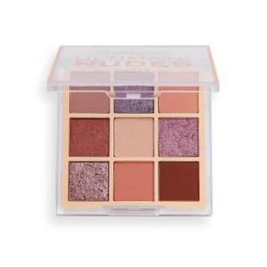 Makeup Revolution Ultimate Nudes Shadow Palette Light