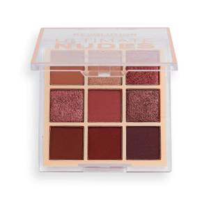 Makeup Revolution Ultimate Nudes Shadow Palette Dark