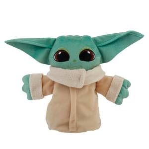 Hasbro Star Wars The Child (Baby Yoda) Hideaway Hover-Pram Plush
