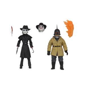 Figurines NECA Puppet Master Blade et Torch Ultimate (Lot de 2)